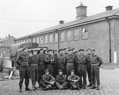 Minne Fr 229 Den Norske Tysklandsbrigaden